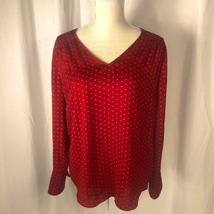 Simply Styled by Sears Blouse Size M
